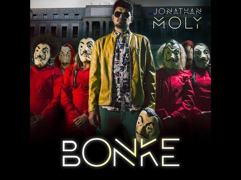 BONKE - Jonathan Moly (Video Oficial)