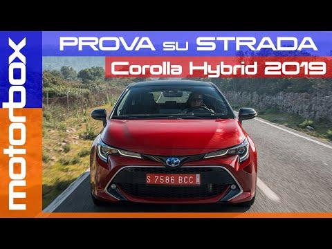 TOYOTA COROLLA 2019 HYBRID | LE IMPRESSIONI dopo la PROVA del 2.0 da 180 CV ibrido