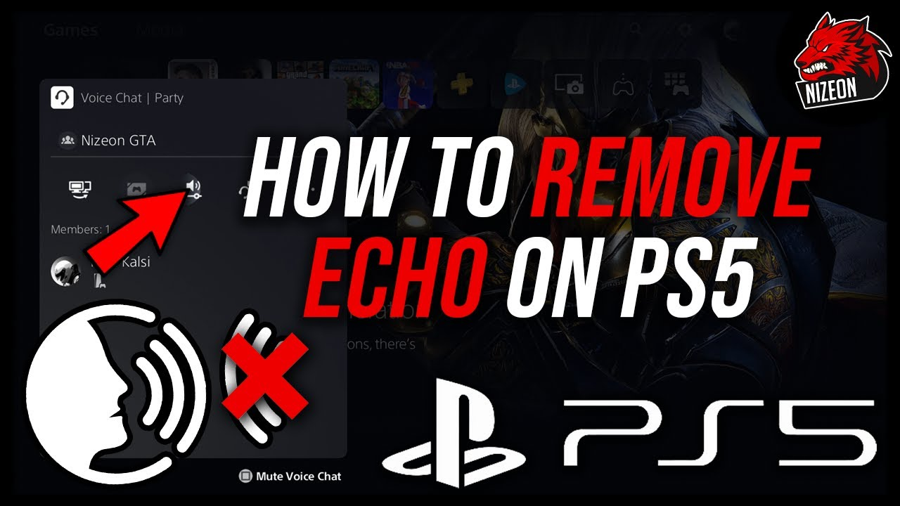 Download HOW TO STOP ECHOING ON PS5 (FIX & ADJUST MIC SOUND AND STATIC)