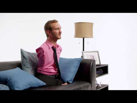 Believe in Yourself - Nick Vujicic