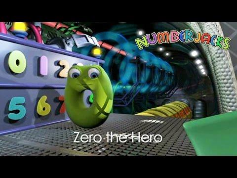 NUMBERJACKS | Zero The Hero | S1E29