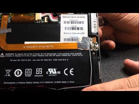Steve'll Fix It S01E02 HP Slate 7 USB repair