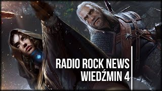 Radio Rock (01) Wiedźmin 4, Borderlands 3, The Outer Worlds, Subverse...