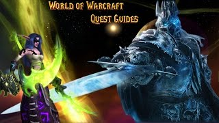 Fuselight, Ho! & To Fuselight Proper WoW quests