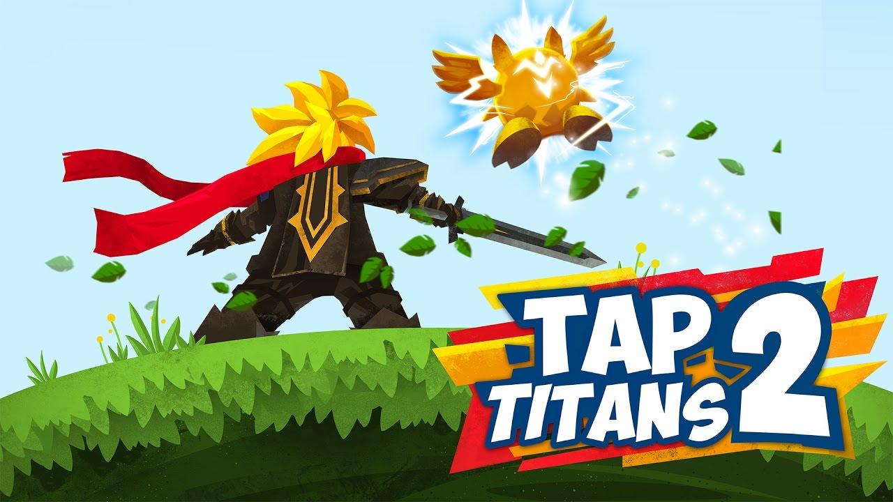 Tap Titans 2 | Gamehive