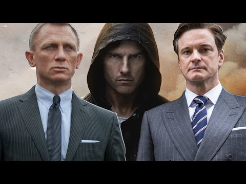 Most Anticipated Spy Movie: Bond, MI5 or Kingsman