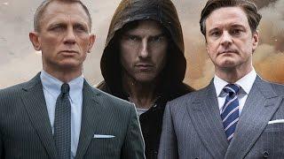 Most Anticipated Spy Movie: Bond, MI5 or Kingsman