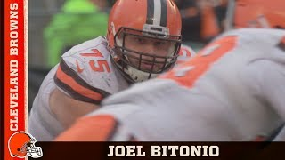 Joel Bitonio 'Getting Back to Winning Was Special' | Cleveland Browns