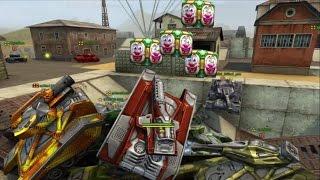 Tanki Online April Fools SUPER GOLD #2 video #4 by I..EA & ll.O_O.ll