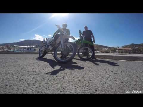 Cyprus Motorcycle Trail Riding Pomos & Argaka Forest Paphos