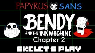 Papyrus and Sans Skelet