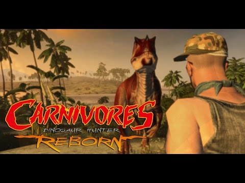 Ceratosaurus Standoff   Carnivores: Dinosaur Hunter Reborn   Ep 1  