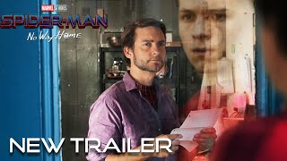 Spider-Man 3: No Way Home (2021) Tobey Maguire,Tom Holland, Andrew Garfield - Teaser Trailer Concept