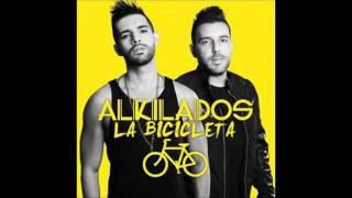 Alkilados - La Bicicleta (AUDIO)