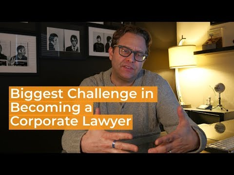 My Biggest Obstacle In Becoming a Good Lawyer