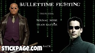 Bullettime Fighting (Stickpage Gameplay, Commentary)