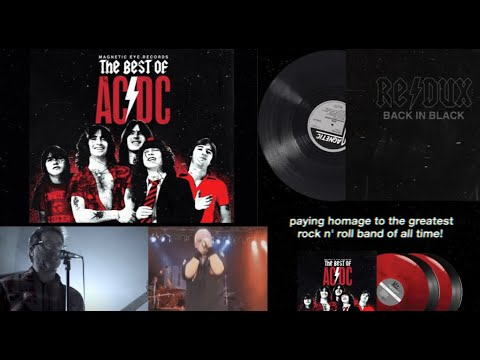 """ACDC """"Back In Black"""" Redux album and """"The Best Of AC/DC"""" album in the works!"""