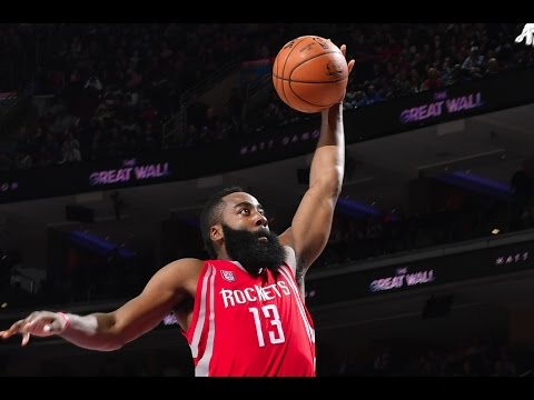 James Harden 51 Points, 13 Boards, and 13 Assists