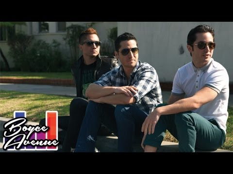 Boyce Avenue Interview | NMR Feature