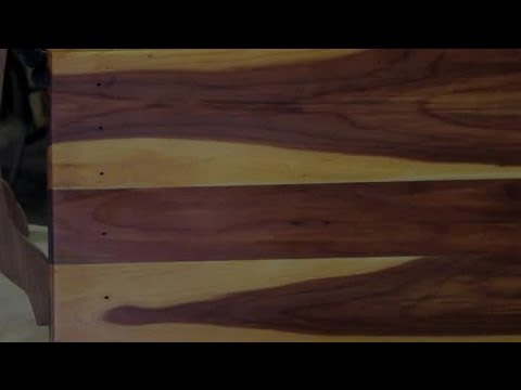 Best Stain For Cedar Furniture