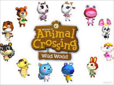 11am animal crossing wild world youtube. Black Bedroom Furniture Sets. Home Design Ideas