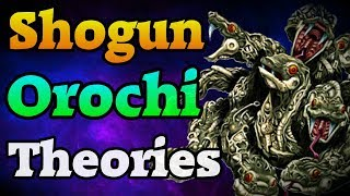 Shogun of WANO: Kurozumi Orochi - One Piece Theory