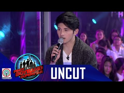 Pinoy Boyband Superstar Uncut: Miko's performance that earned 97% from the all-female audience