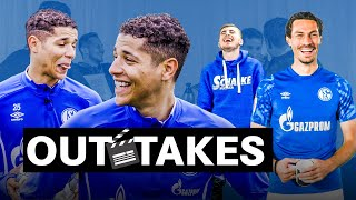 Outtakes & Bloopers | Lachflash! | FC Schalke 04
