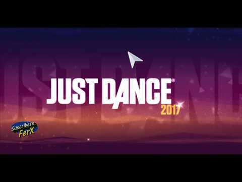 Just Dance 2017 Song list / Lista de canciones - Wii