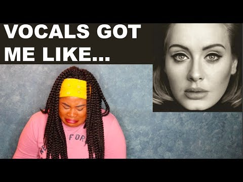 Adele - 25  REACTION
