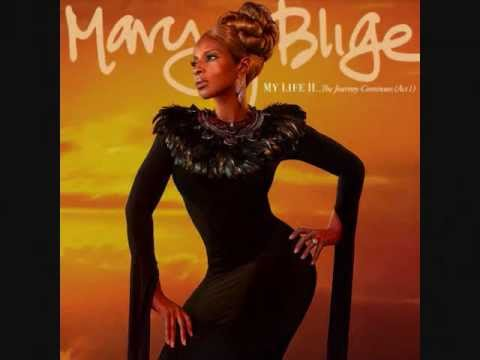 MARY J BLIDGE AINT NOBODY, MY LIFE IIwmv