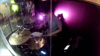 "Free Chapel ""Awesome God"" Drum Cover HD"