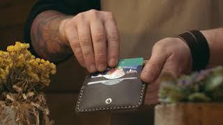 КОШЕЛЕК с отделением для купюр, монет и карт! Удо...
