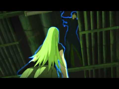 Darker Than Black - Hei vs Amber (imposter) Better version HD