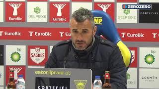 Ivo Vieira critica exibição da sua equipa contra o FC Porto: «Podia ter sido um descalabro»