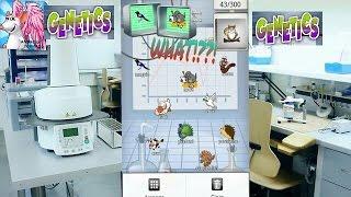 Обзор игры генетика
