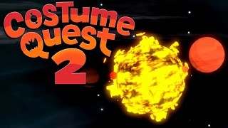 Costume Quest 2 - Solar System (FINALE)