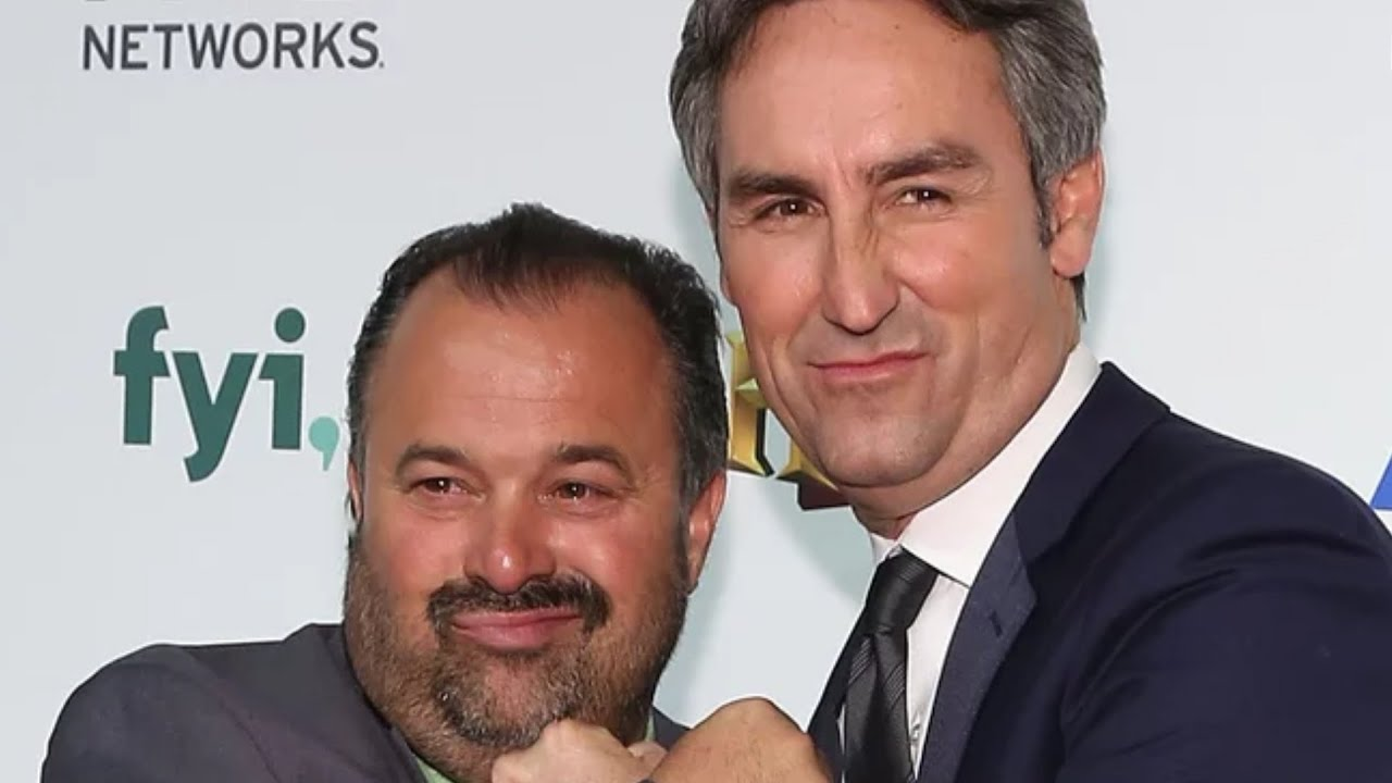 Download American Pickers: What Went Wrong Between Mike And Frank?