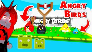 Фото ANGRY BIRDS Build In Adopt Me! (Roblox)