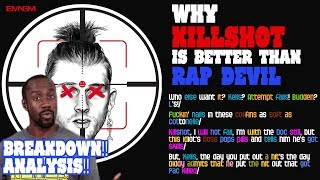 Download lagu KILLSHOT Lyrics Breakdown | Why it's better than Rap Devil