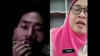 Manakah Cinta - Uji Rashid & Hail Amir : Duet Karaoke Smule Zahuddin & Cikgu Maya