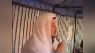 الشيخ عدنان المحمد كيف بكا جذع النخلة على سيد الاولين والاخرين سيدنا محمد (ص) عليه وسلم
