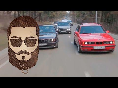 бмв е34 видео грузия