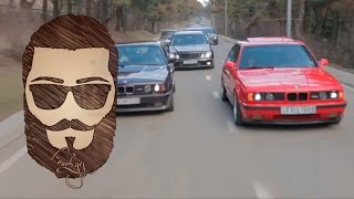 Crazy BMW E34