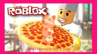 MAL PIZZA BOY | ROBLOX {BLOX FILM MAKER}