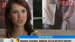 BT: Mariz Ozawa, bibida sa film fest entry na 'Nilalang' kasama si Robin Padilla