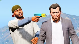 GTA 5 PC: REALISTIC DEATHS 60FPS (EUPHORIA RAGDOLL OVERHAUL) #93