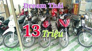Xe Cũ Gò Dầu có Dream Thái 13 Triệu - xe cũ Thanh Hải |Ngố Nguyễn