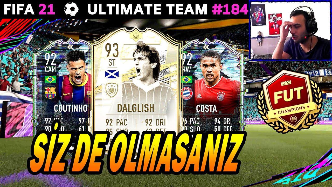 SON 10 MAÇ !! FIFA 21 Ultimate Team (Türkçe) #184