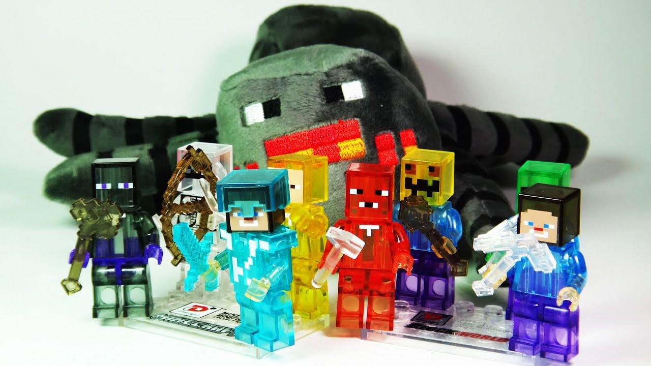 Картинки Лего Игрушки Майнкрафт
